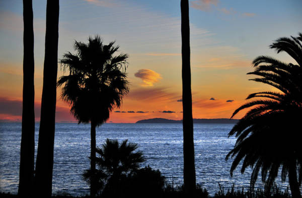 Wall Art - Photograph - Laguna Beach Sunset by Mitch Diamond