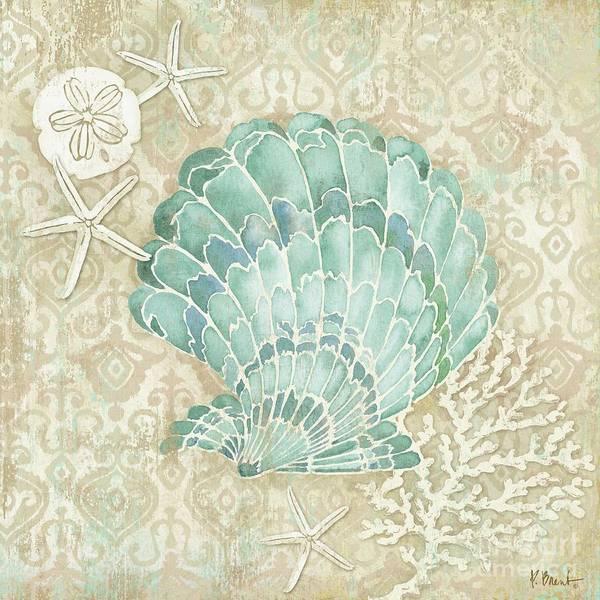 Wall Art - Painting - Laguna Shells I by Paul Brent