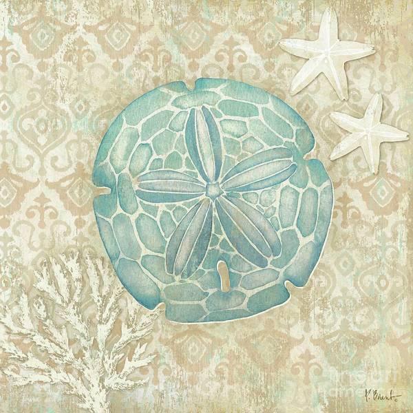 Wall Art - Painting - Laguna Shells Iv by Paul Brent