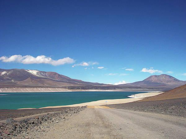 Laguna Mountains Photograph - Laguna Verde by Image By C