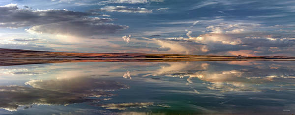 Photograph - Lake Abert 4 by Leland D Howard