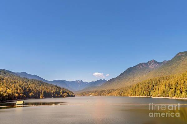 Wall Art - Photograph - Lake Among The Mountains by Viktor Birkus