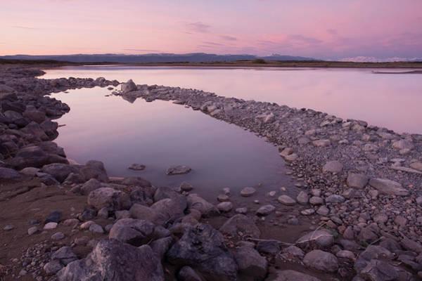 Wall Art - Photograph - Lake Argentino At Sunrise.  Calafate by Hans Neleman