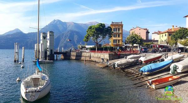 Photograph - Lake Como by Wendy Payne Travel Writer
