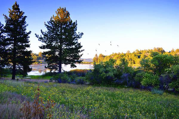 Photograph - Lake Cuyamaca - California by Glenn McCarthy Art and Photography