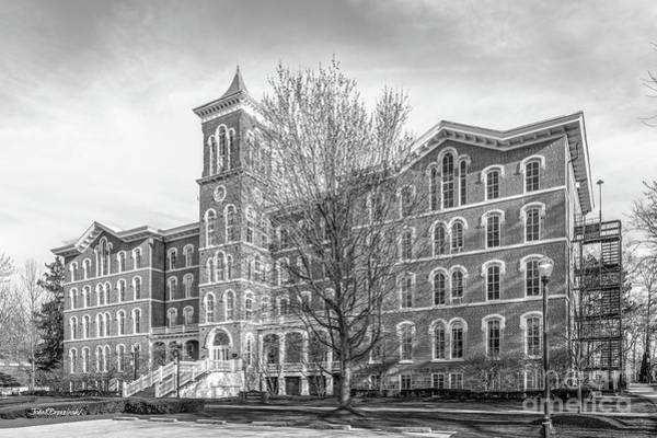 Wall Art - Photograph - Lake Erie College College Hall by University Icons
