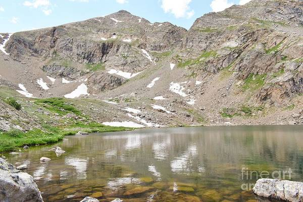 Photograph - Lake In The Wilderness 2 by Tonya Hance
