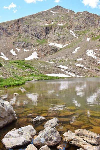Photograph - Lake In The Wilderness by Tonya Hance
