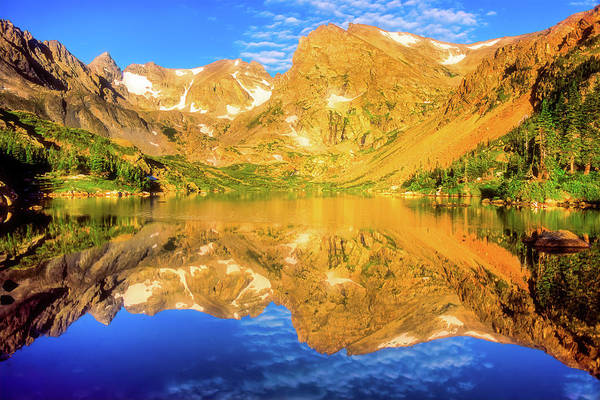 Wall Art - Photograph - Lake Isabelle, Revisited by Eric Glaser