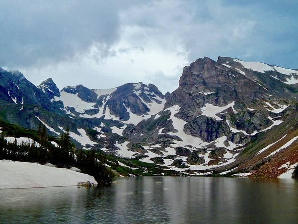 Photograph - Lake Isabelle Summer by Dan Miller