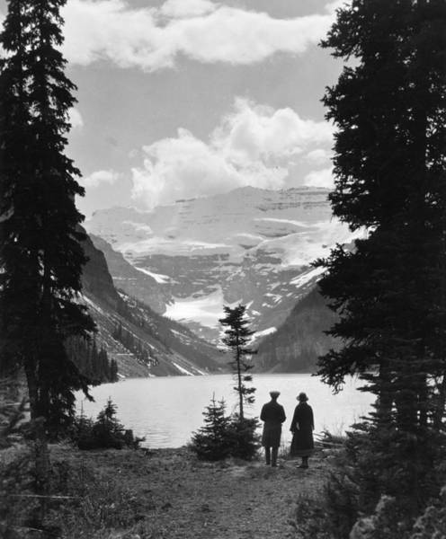 Canada Photograph - Lake Louise by Fox Photos