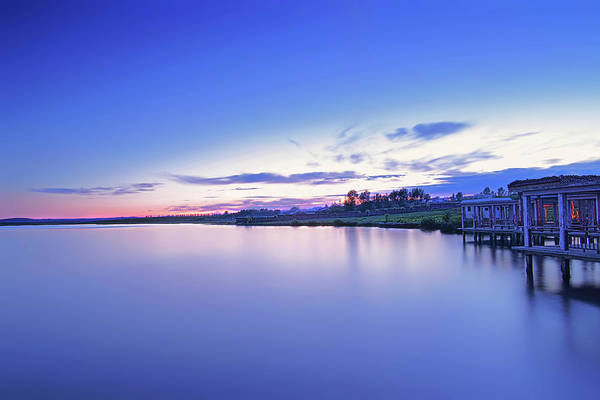 East Asia Photograph - Lake by Mendowong Photography