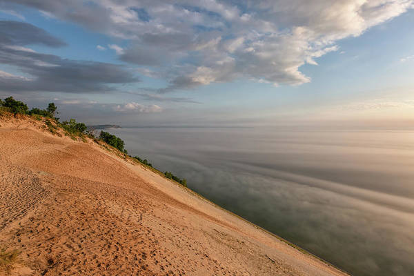 Wall Art - Photograph - Lake Michigan Overlook 11 by Heather Kenward