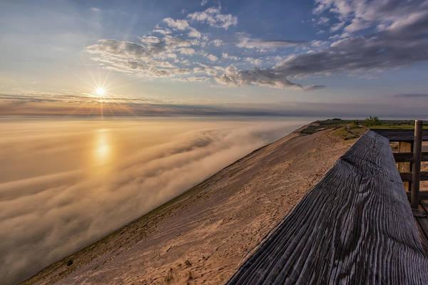Drive Wall Art - Photograph - Lake Michigan Overlook 12 by Heather Kenward