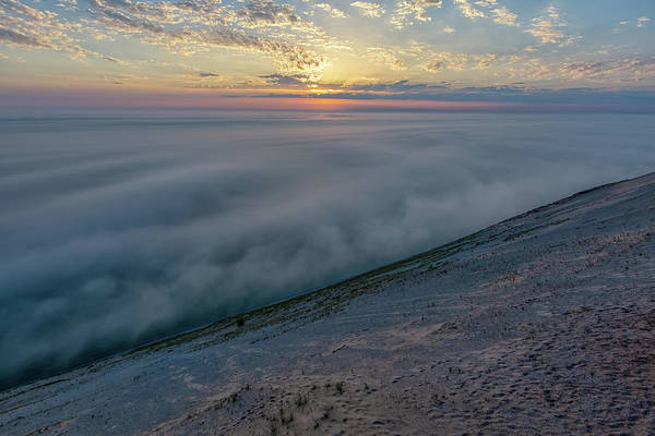 Drive Wall Art - Photograph - Lake Michigan Overlook 14 by Heather Kenward