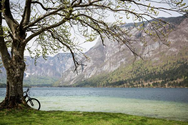 Friuli Photograph - Lake On Mountains by Mauro grigollo