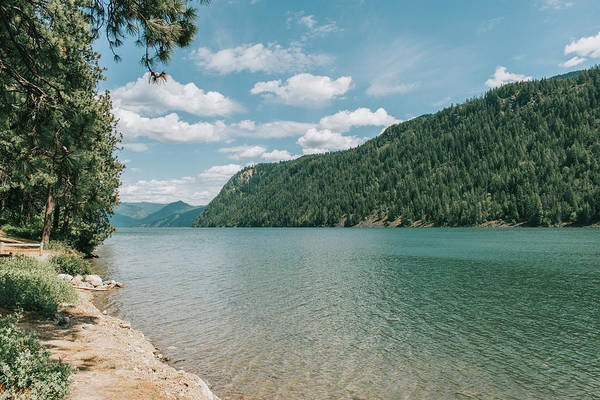Wall Art - Photograph - Lake Pend Orielle In Spring by Lissa M