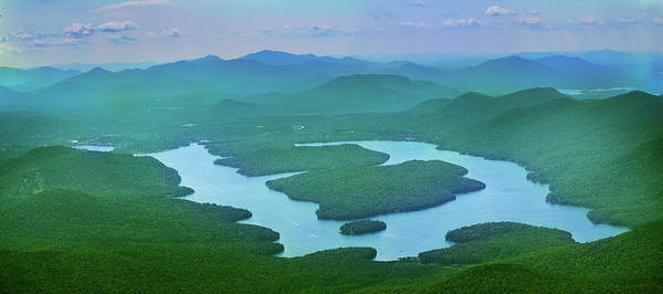 Wall Art - Photograph - Lake Placid, New York by Paul Ge