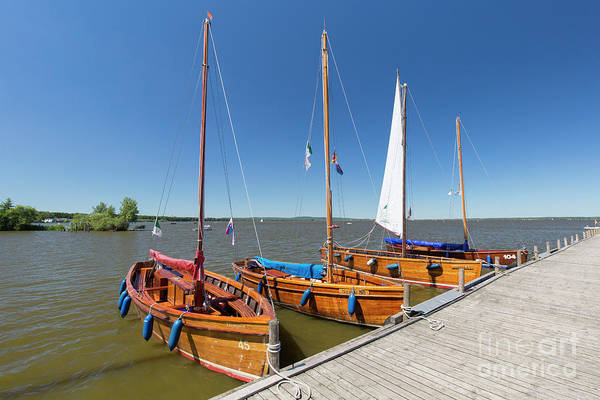 Photograph - Lake Steinhude, Germany by Arterra Picture Library