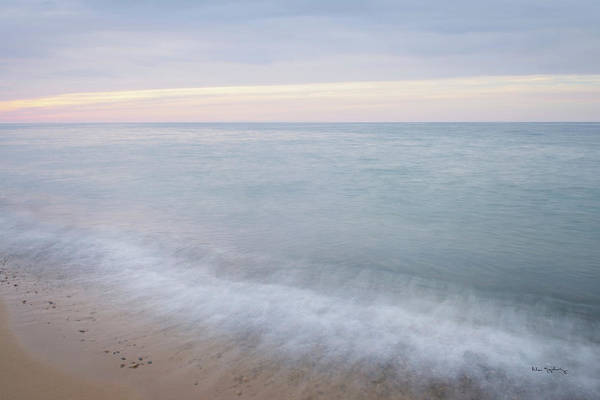 Lake Superior Wall Art - Photograph - Lake Superior Beach I by Alan Majchrowicz