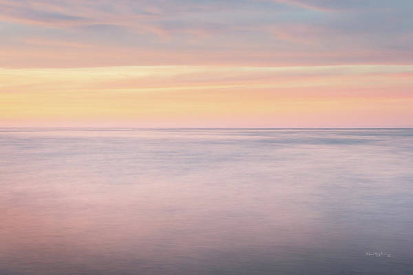 Lake Superior Wall Art - Photograph - Lake Superior Clouds I by Alan Majchrowicz