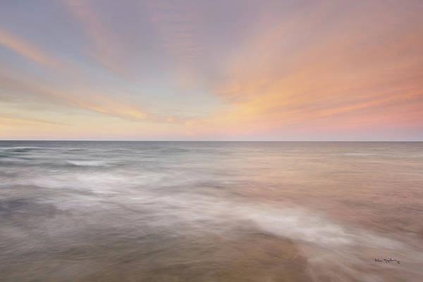 Lake Superior Wall Art - Photograph - Lake Superior Clouds II by Alan Majchrowicz