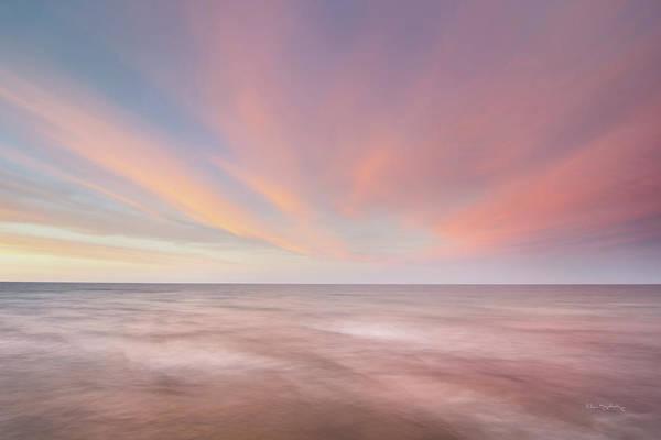 Lake Superior Wall Art - Photograph - Lake Superior Clouds V by Alan Majchrowicz