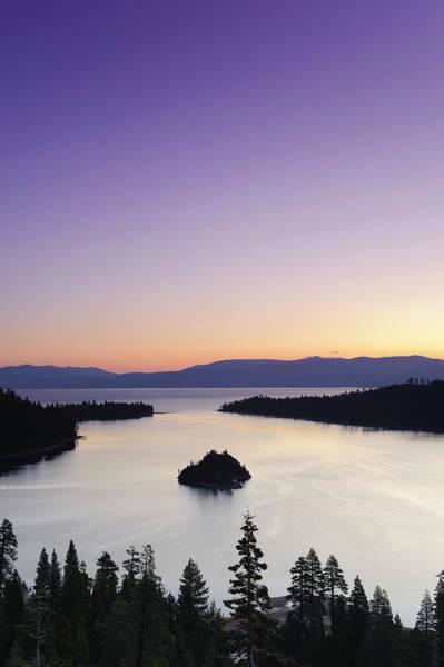 Lake Tahoe Photograph - Lake Tahoe, Emerald Bay by Michele Falzone