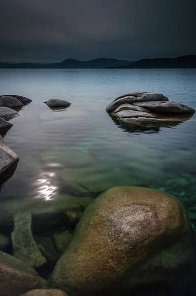 Lake Tahoe Photograph - Lake Tahoe by Karsten May