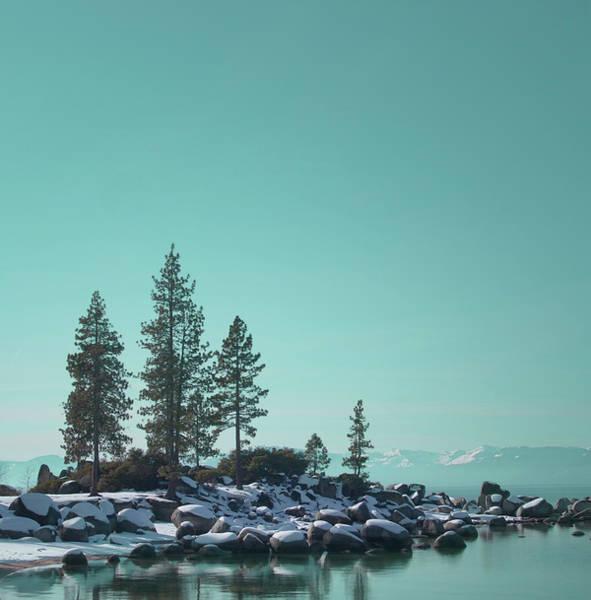Lake Tahoe Photograph - Lake Tahoe by Kim Hojnacki