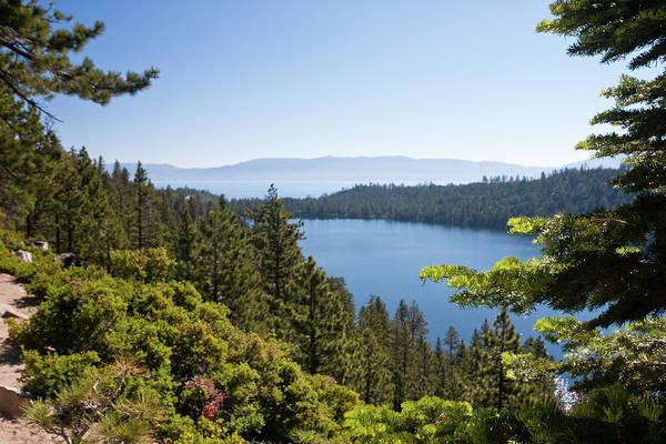 Lake Tahoe Photograph - Lake Tahoe by Nailzchap
