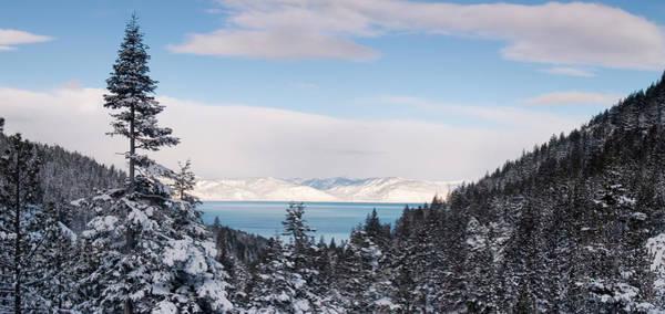 Wall Art - Photograph - Lake Tahoe Panorama by Christopher Johnson