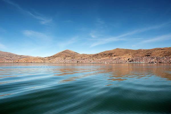 Lakes Region Photograph - Lake Titicaca by Avinash Achar