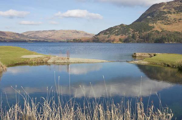 Ullswater Photograph - Lake Ullswater From Patterdale, Lake by James Emmerson / Robertharding