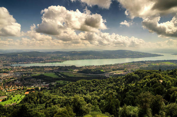 Photograph - Lake Zurich by Pablo Lopez