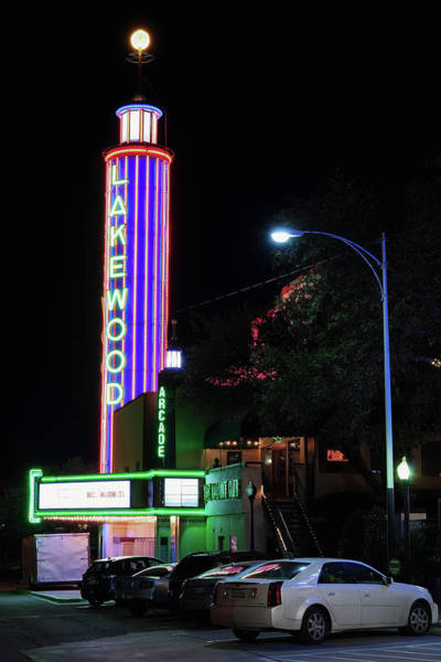 Photograph - Lakewood Dallas Texas 032819 by Rospotte Photography