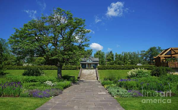Photograph - Laking Garden Walk by Rachel Cohen
