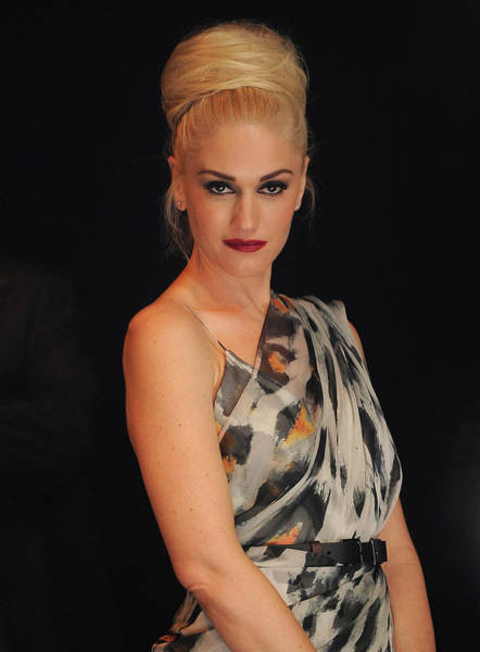 Gwen Stefani Photograph - L.a.m.b - Front Row & Backstage - Fall by Dimitrios Kambouris