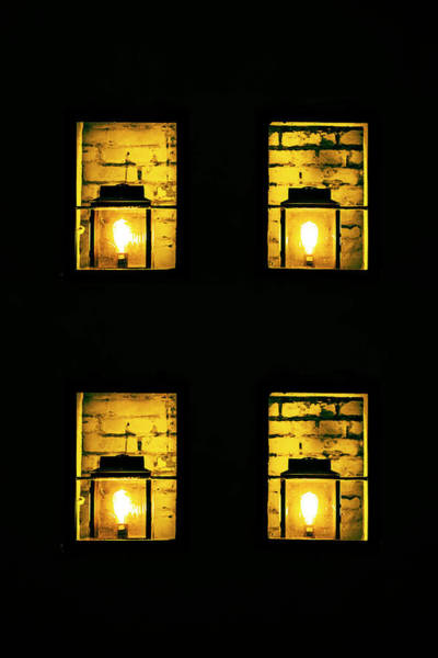 Wall Art - Photograph - Lamps by Svetlana Sewell