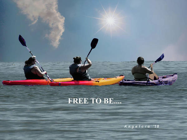 Photograph - Land Of The Free by Angelcia Wright