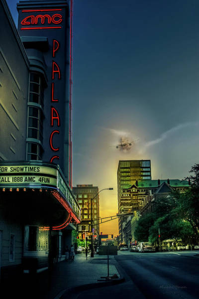 Wall Art - Photograph - Landing On The 4th Street by Micah Offman
