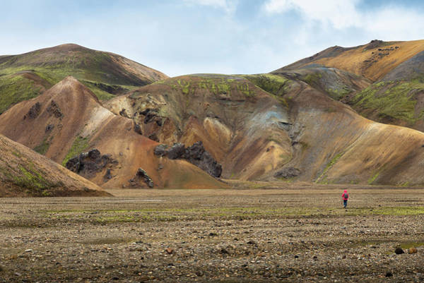 Wall Art - Photograph - Landmannalaugar #1 Solitude by RicardMN Photography