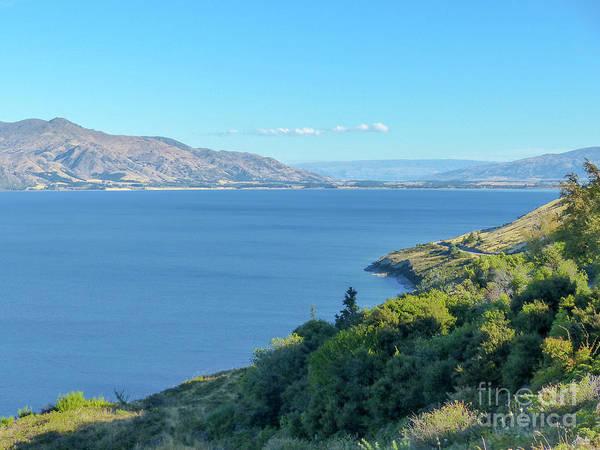 Wall Art - Photograph - Landscape And Seascape New Zealand G18 by Dan Yeger