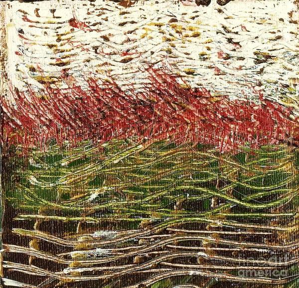 Painting - Landscape by Angelika GAIGL