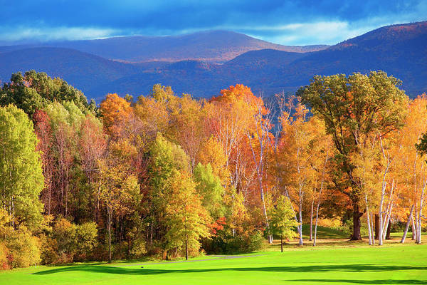 Vermont Photograph - Landscape In Vermont by Visions Of Our Land
