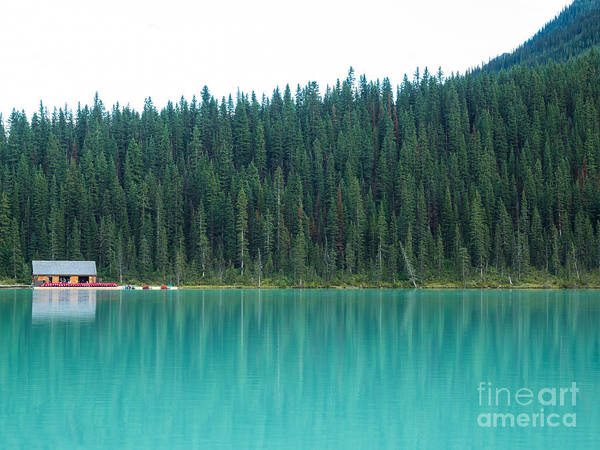 Beauty In Nature Wall Art - Photograph - Landscape Of Canadalandscape Of Canada by Lu Wenjuan