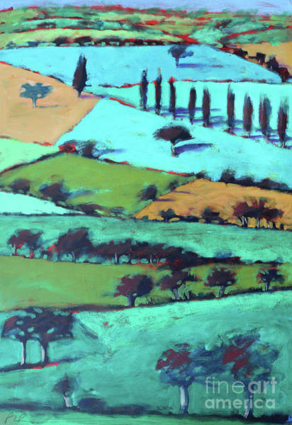 Wall Art - Painting - Landscape by Paul Powis