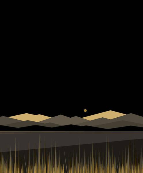 Wall Art - Digital Art - Landscape - Vertical by Val Arie