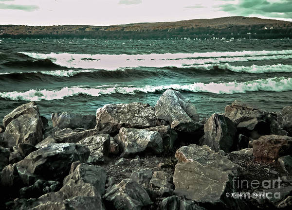 Photograph - Landscapes L55 by Monica C Stovall