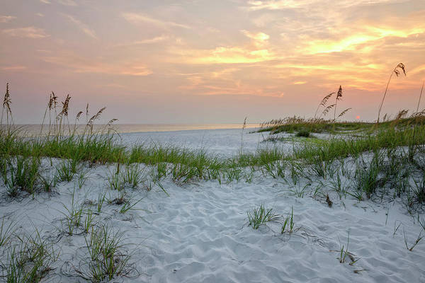 Pensacola Photograph - Langdon Beach Sunset 8 - Pensacola Beach Florida by Brian Harig